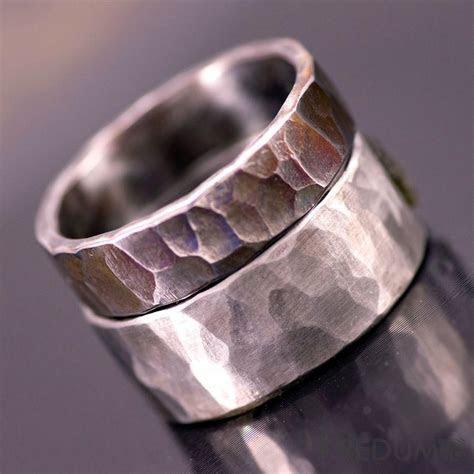 Steel Wedding Ring, Custom Mens Ring, Womens Ring,Unique