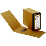 Globe-Weis B50H Columbia Binding Cases Letter Size High Arch