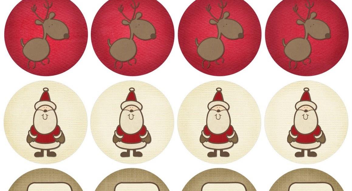 Para imprimir pegatinas de navidad para imprimir - Pegatinas para la pared ...