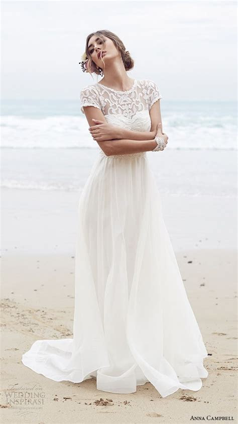 Anna Campbell Wedding Dresses ? Spirit Bridal Collection