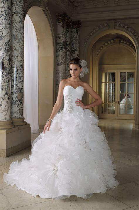 David Tutera Spring Summer 2012 Bridal Collection  My