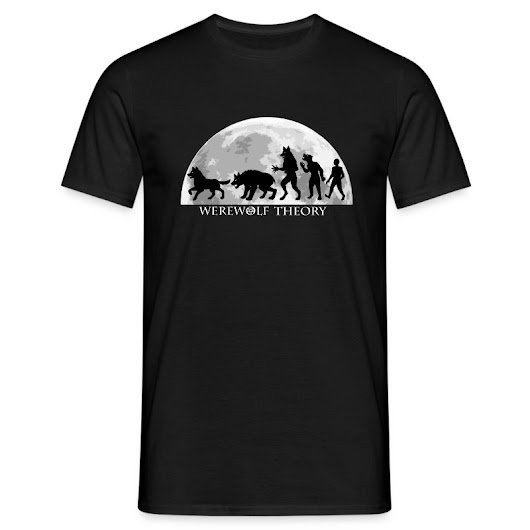 Werewolf Theory: The Change - Men's T-Shirt