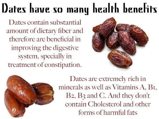 Image: Health Benefits of Dates | Daily Inspirations for Healthy Living