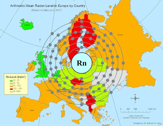 Imagine: Radon: radioactivity at home, the silent killer | Cancer ...