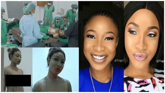 Tonto Dikeh finally reveals the reason why She Did Breast Surgery and it will interest you to know (must read) — Newsflashngr