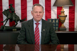 Roy Moore Still Refuses to Concede and Just Released a Video Listing All the Bonkers Reasons Why