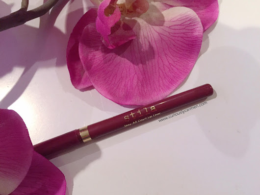 Stila Stay All Day Lip Liner - Curiously Carmen