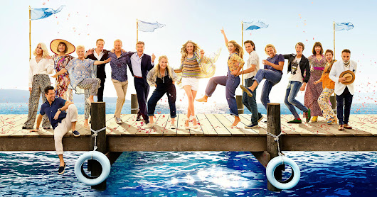 Mamma Mia! Here We Go Again | Official Site