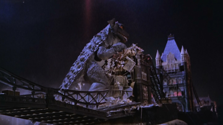 Tower Bridge is falling down, falling down.