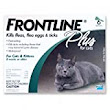 Pet outlet shop: Cats: Merial Frontline Plus Flea and Tick Control for Cats and Kittens, 6 Doses