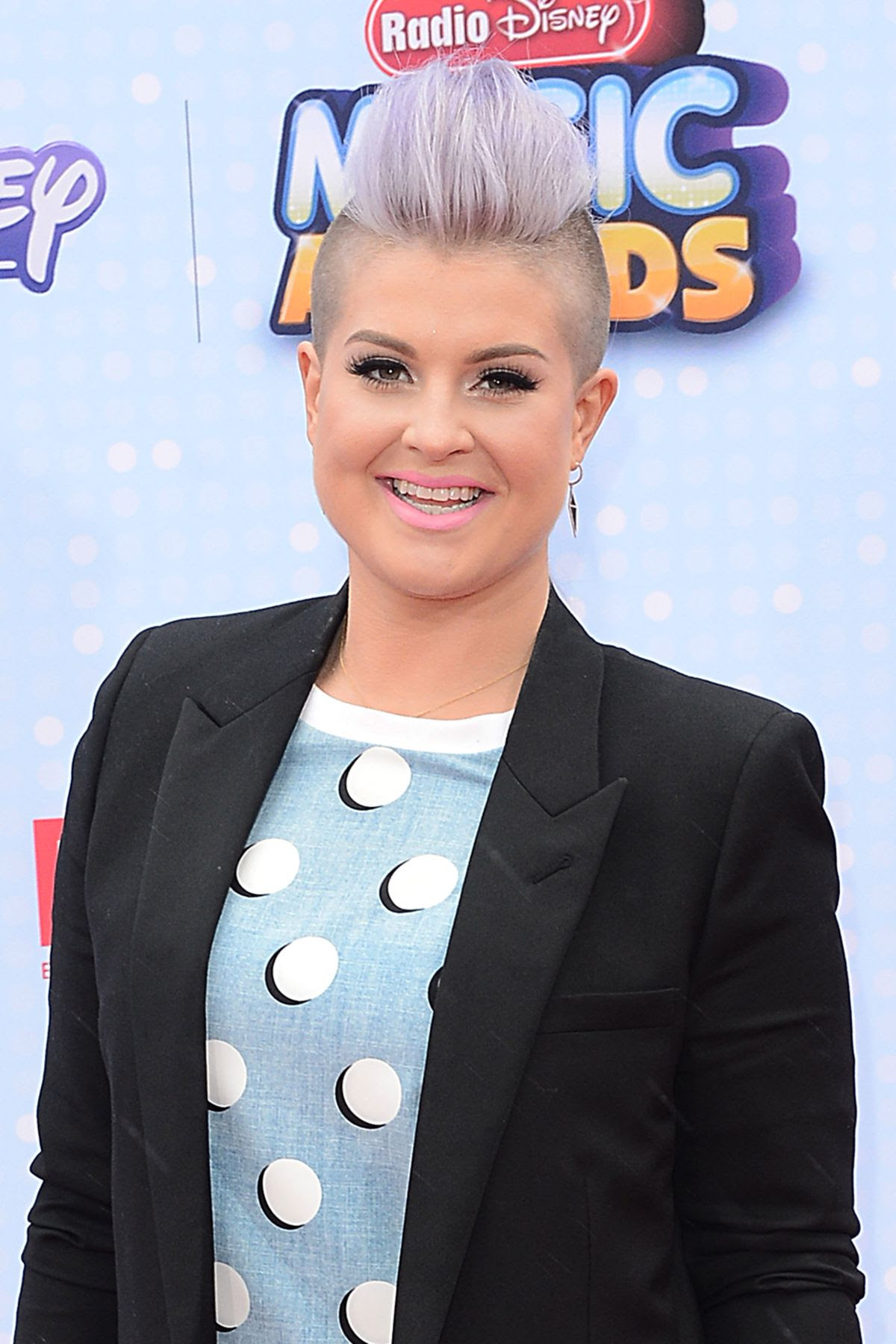 KELLY OSBOURNE at 2015 Radio Disney Music Awards in Los Angeles