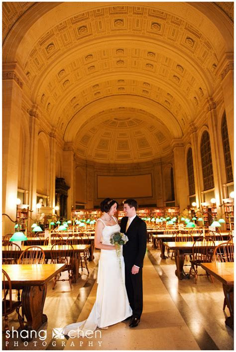 Sue and Ryan?s Wedding at the Boston Public Library