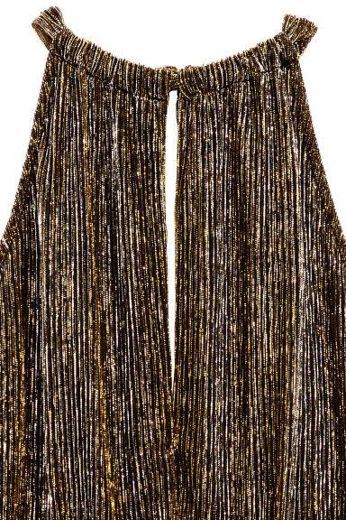 Csillámló ruha - Arany - NŐI | H&M HU