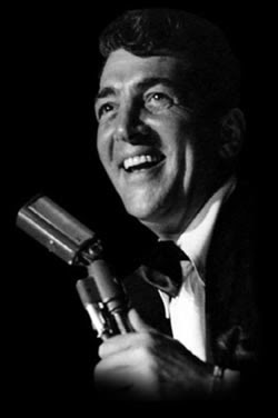 An image related to Dean Martin whose music was used in Millennium.