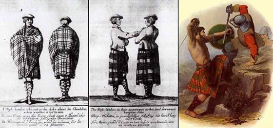 Scottish Tattoos What Do They Mean Scottish Tattoos Designs