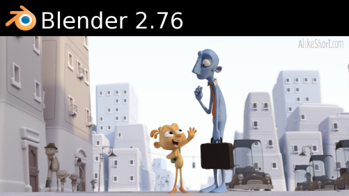 Blender Velvets are ready for Blender 2.76!