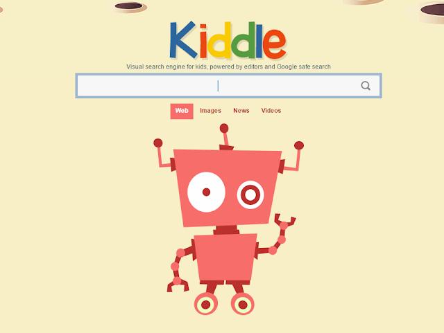 DJEČIJI GOOGLE POD NAZIVOM 'KIDDLE' : JESTE LI GA ISPROBALI?
