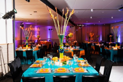 Mitzvah Inspire: A B'nai of Turquoise, Orange and Purple ...