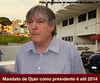 Djair Bocanella por aclamação fica mais quatro anos na presidência do Galo