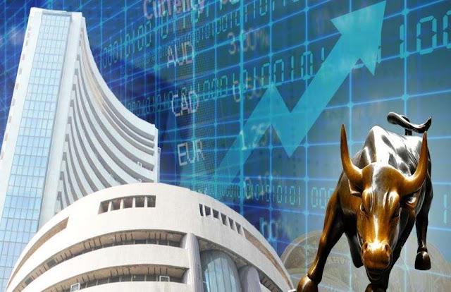 कोटक महिंद्रा बैंक की बदौलत शेयर बाजार में शानदार रिकवरी, सेंसेक्स 377 अंकों पर बंद