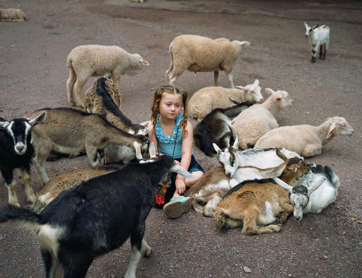 O Mundo de Amelia - A menina que cresceu com os animais e os considera seus irmãos 11