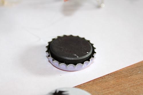 Bierdeckel-Magnete