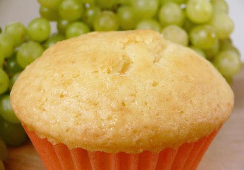 Trauben-Muffin