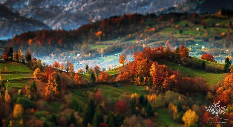 tilestwra.com | Σηκωνόταν κάθε μέρα στις 5 το πρωί για να φωτογραφίσει αυτά τα πανέμορφα τοπία!