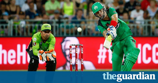 Cricket is rotting away. Everything worthwhile is being destroyed | Sport | The Guardian