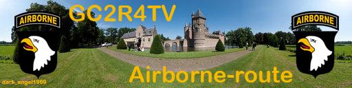 GC2R4TV - Airborne-route