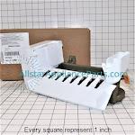 Whirlpool Refrigerator Ice Maker Assembly W10272869