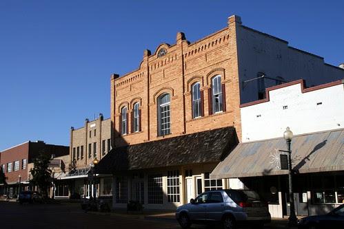 m.g. hazel building/old commercial national bank