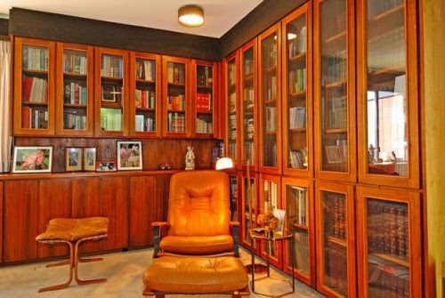 Library Designs for Home -- Make Your Family Smart | Home Decor Report