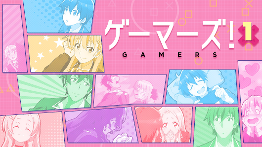 [Raw Anime] Gamers! BD Vol.1-6 – Garuda-Raws