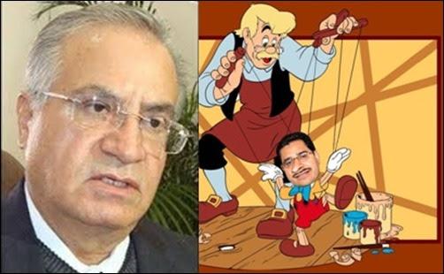 Desmiente Garcia al Pinocho Candido