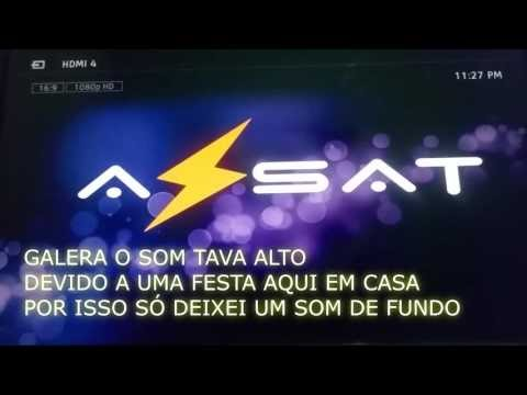 NOVA ATT AZSAT PARA BRAVISSIMO CORREÇÃO 58W E 63W 29/08/2016