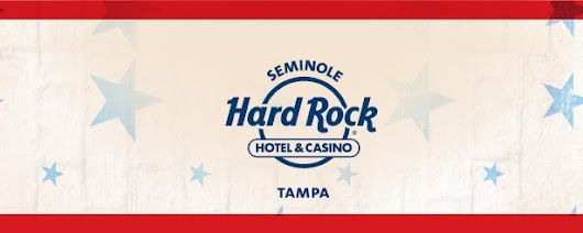 Enjoy A Taste Of Red, White and Blue At Seminole Hard Rock Tampa | Seminole Hard Rock Tampa Blog