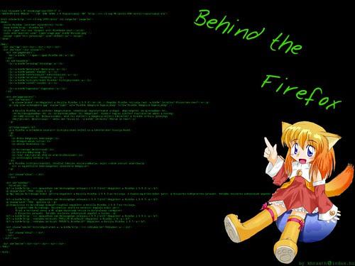 Firefox Wallpaper 92