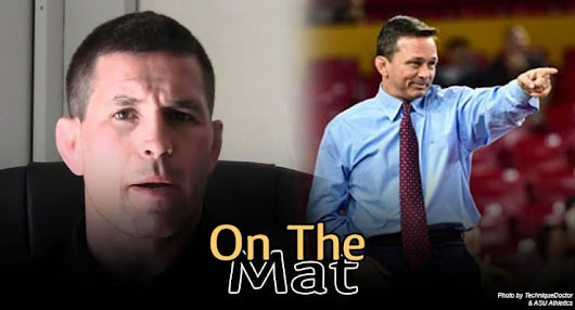OTM366: Two-time NCAA champion Mark Ironside and Arizona State head coach Zeke Jones | Mat Talk Podcast Network