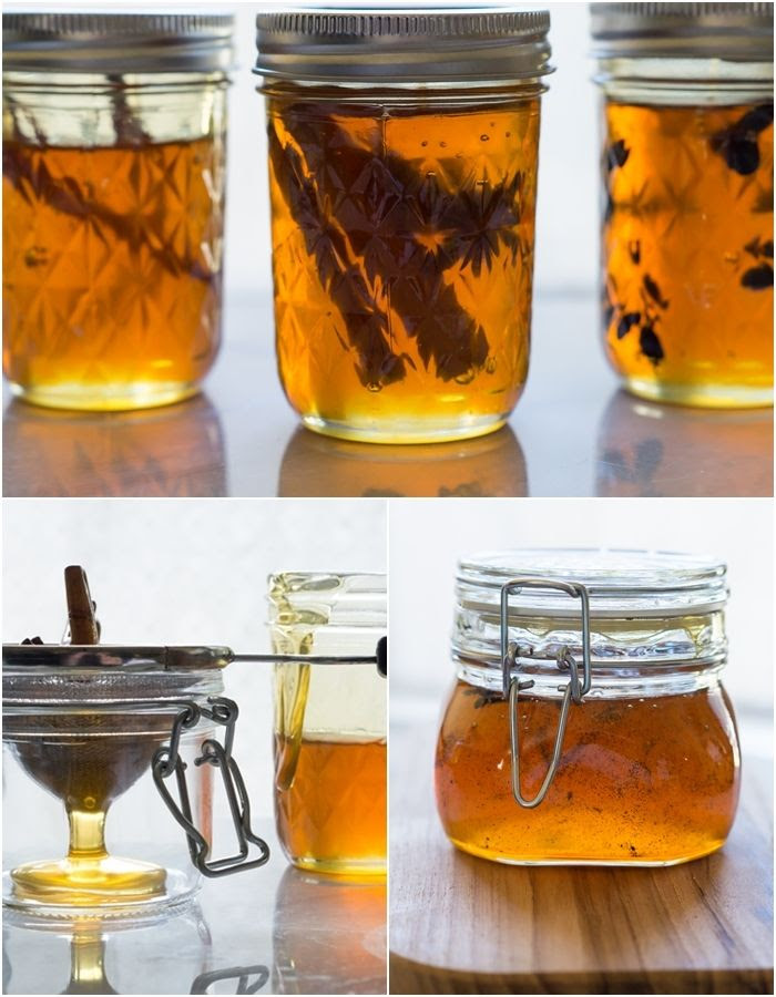 how to infuse honey : by Bake at 350 for The Pioneer Woman Food & Friends