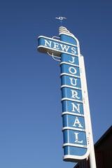 news-journal sign