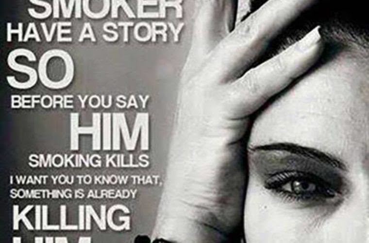 Every Smoker Have A Story Funny Pictures Quotes Memes Funny