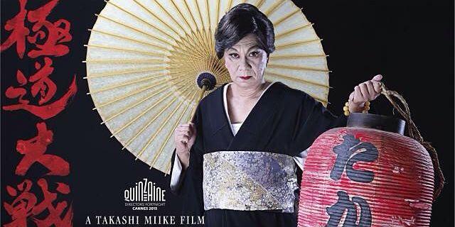 Takashi Miike a Cannes