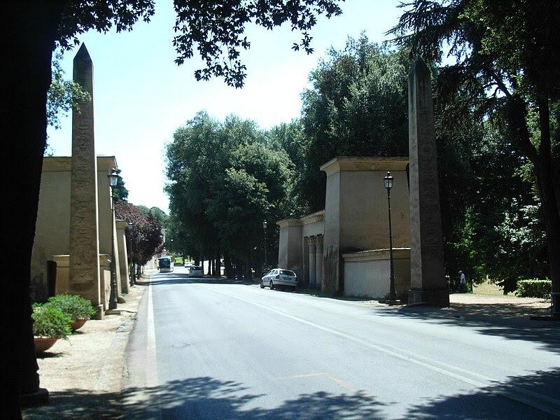 Fil: VillaBorgheseEgyptianTheme.JPG