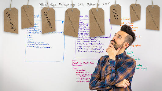 Which Page Markup + Tags Still Matter for SEO? - Whiteboard Friday