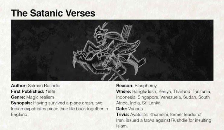 Los versos satánicos