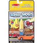 Water Wow!: Vehicles Activity Book (Ages 3+)