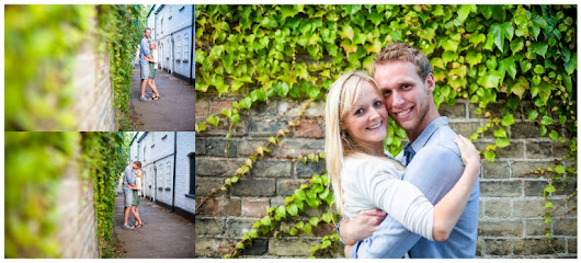 Cambridge Wedding Photography | Julius & Katie's Engagement Photo Shoot
