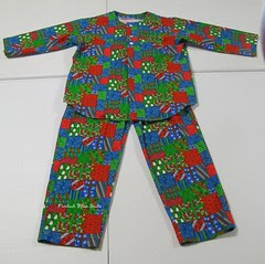 Flannel pjs for Zane (1)