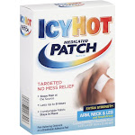 Icy Hot Medicated Patch, Extra Strength, Arm, Neck & Leg and Small Areas - 5 patches